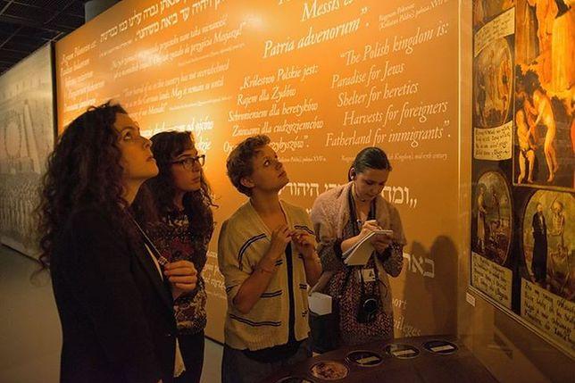 Bezpłatne oprowadzanie po Muzeum Historii Żydów Polskich dla cudzoziemców