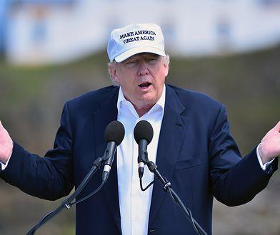 Donald Trump przekieruje część środków obronnych Pentagonu na budowę muru na granicy z Meksykiem. Ucierpią inwestycje w Polsce