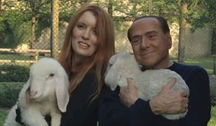 Silvio Berlusconi namawia do wegetarianizmu