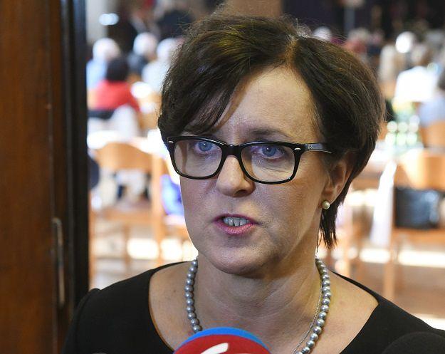 Kluzik-Rostkowska o gimnazjach: PiS za to zapłaci