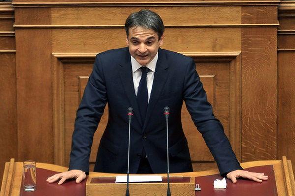 Grecja. Nowy przywódca opozycyjnej Nowej Demokracji