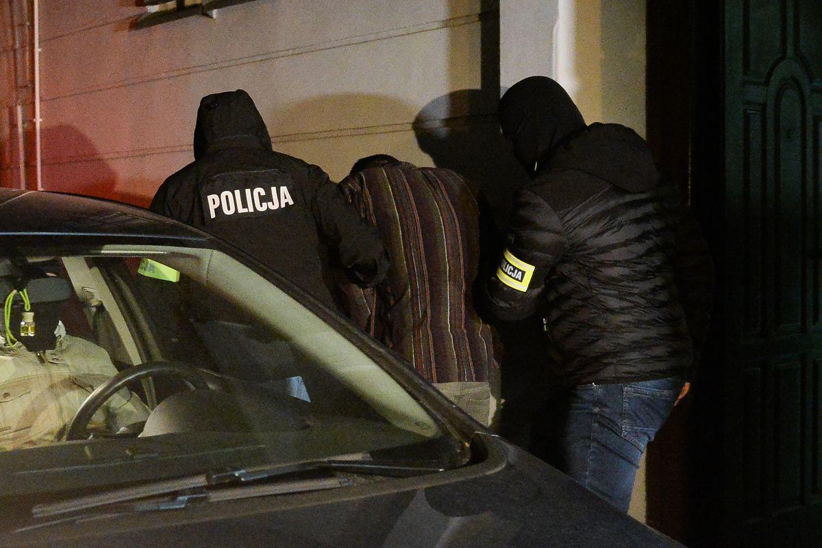 """Wstrząsająca notatka policyjna na temat Stefana W. """"Szykował zamach maczetą"""""""