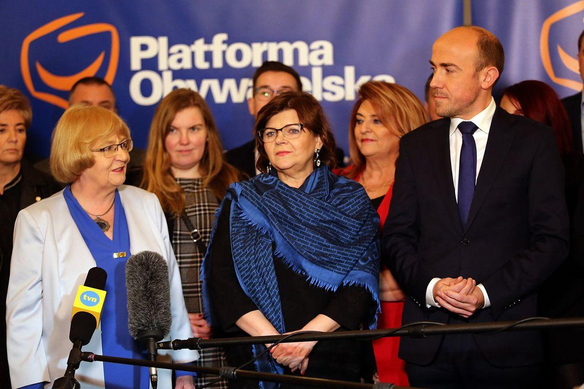 PO ma znaleźć odpowiedź na Polski Ład PiS. Jesienią nowy program