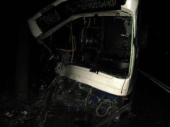 18 rannych w wypadku w Tarnowskich Górach