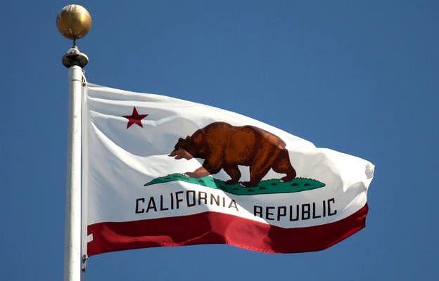 Flaga Kalifornii