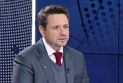 Trzaskowski: Nie wyobrażam sobie, że jestem prezydentem, a żona pracuje w magistracie
