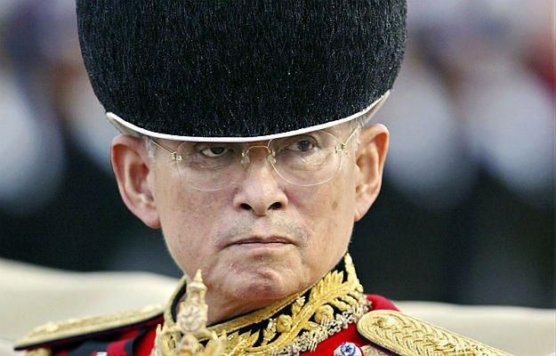 Zmarł król Tajlandii Bhumibol Adulyadej