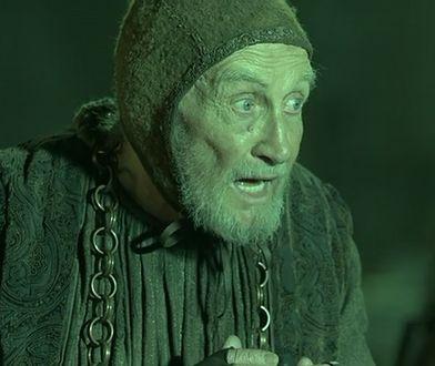 """Roy Dotrice nie żyje. Dzięki """"Grze o tron"""" trafił do Księgi Rekordów Guinnessa"""