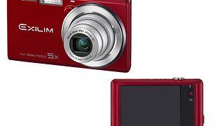 Dotykowy aparat Casio Exilim EX-ZS15