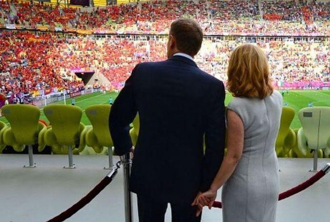 Tusk wspomina polsko-ukraińskie EURO