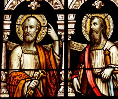 Dzisiaj wspominamy Świętych Apostołów Piotra i Pawła