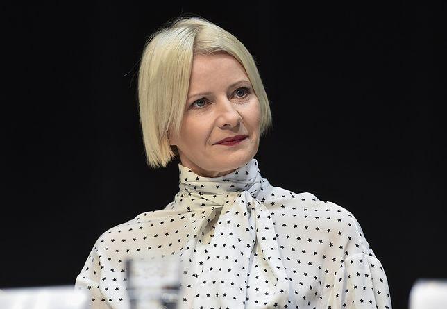 Małgorzata Kożuchowska ostrzegła fanów przed oszustami