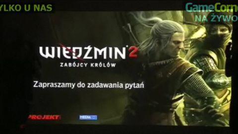 CD Projekt RED odpowiada na pytania o Wiedźmina 2