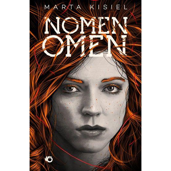 """""""Nomen omen"""", Marta Kisiel, wyd. Uroboros (2019)"""