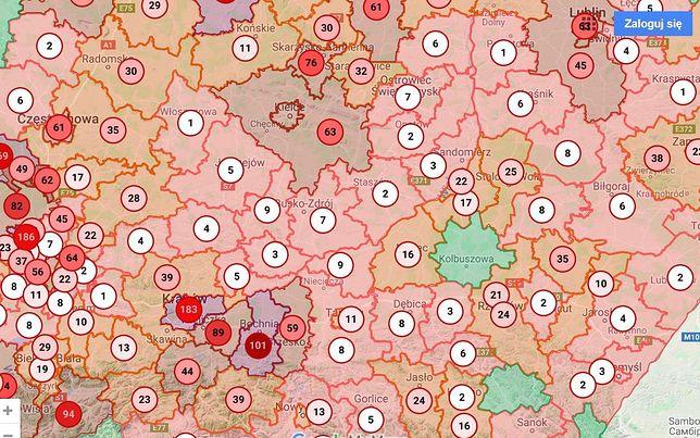 Koronawirus w Polsce. Kolbuszowa broni się przed epidemią. To jedna z nielicznych enklaw wolnych od Covid-19.