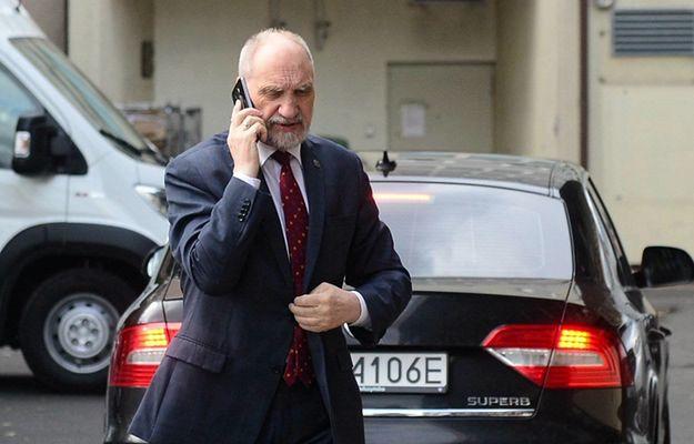 Antoni Macierewicz, szef podkomisji smoleńskiej