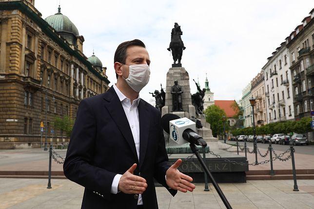 Wybory prezydenckie 2020. Władysław Kosiniak-Kamysz będzie głosował