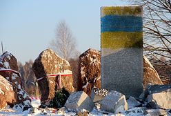 MSZ Ukrainy: incydent w Hucie Pieniackiej to antypolska prowokacja