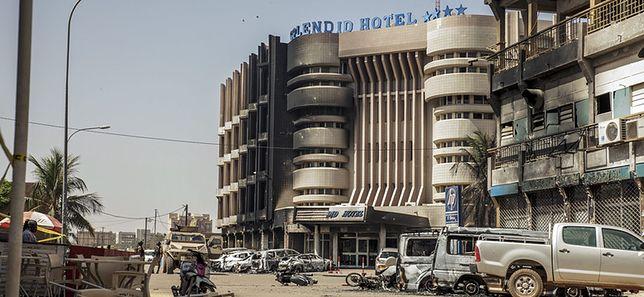 Burkina Faso: 17 zabitych w ataku terrorystycznym na hotel i restaurację