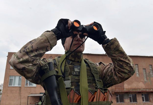 Ukraina: Pełzająca inwazja Rosjan na Mariupol. Trudna sytuacja mieszkańców