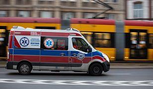 Warszawa. Białołęka. Kobieta i dziecko potrąceni przez ciężarówkę