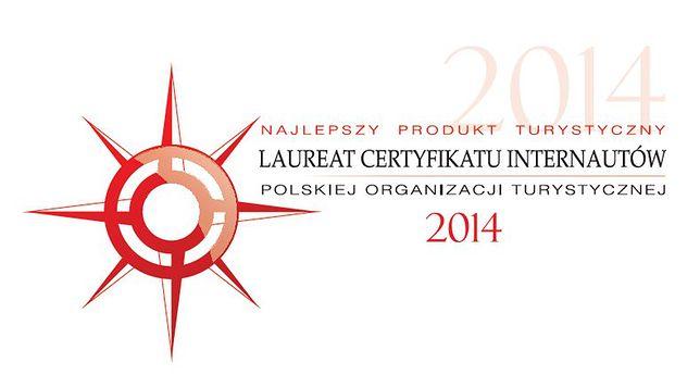 Poznaliśmy zwycięzcę plebiscytu na najlepszy produkt turystyczny 2014 roku