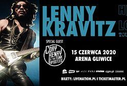 Lenny Kravitz 15 czerwca zagra w Gliwicach. Już wiadomo, kto będzie supportem