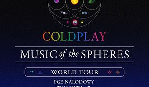 Coldplay ogłasza Music Of The Spheres World Tour