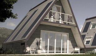 Dom jak murowany