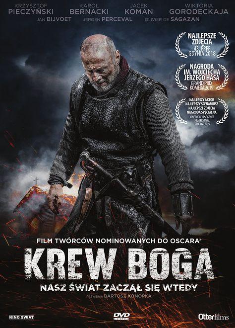 """""""Krew Boga"""": Film Bartosza Konopki już na DVD"""