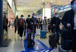 Turyści boją się koronawirusa. Biura podróży i linie lotnicze odwołują wycieczki do Chin