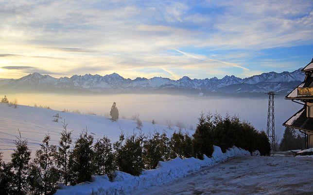 W polskich górach większość miejsc na święta i sylwestra jest jeszcze wolnych