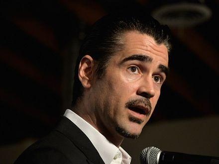 Colin Farrell na pewno z detektywem