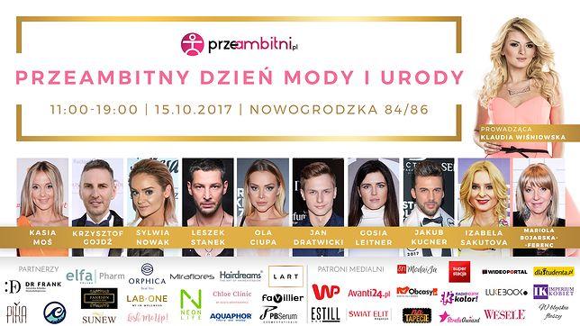 PrzeAmbitny Dzień Mody i Urody z gwiazdami już 15 października!