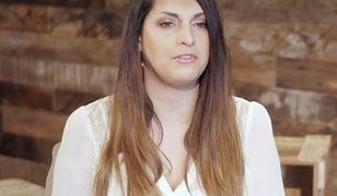 Rebecca stała się ofiarą handlu ludźmi.