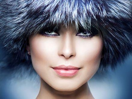 Makijaż na zimę - jakich kosmetyków używać?
