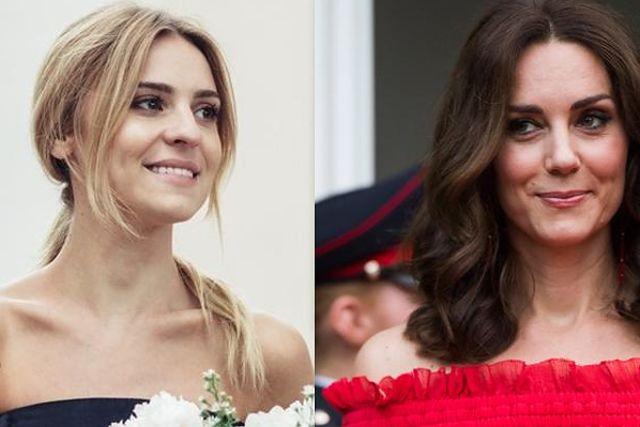 Kasia Tusk i księżna Kate dzielą pewną pasję