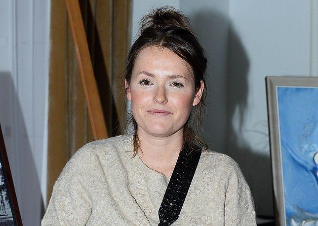 Olga Frycz pokazała, jak spędza kwarantannę