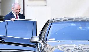 Trwa posiedzenie komitetu politycznego PiS. Politycy zatwierdzają listy do Europarlamentu