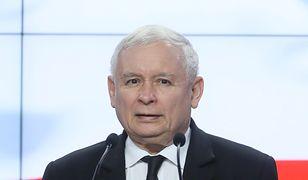 Koniec spotkania Komitetu Politycznego PiS. Jarosław Kaczyński wygłosił oświadczenie