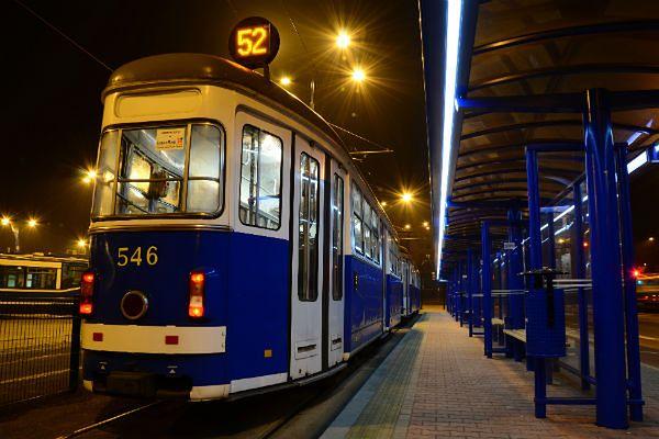 Duże zmiany w nocnej komunikacji miejskiej w Krakowie