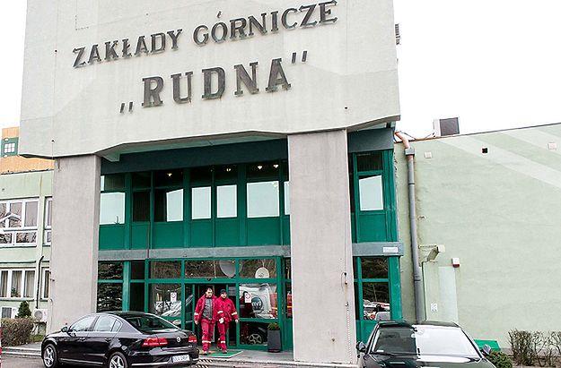 Silny wstrząs w kopalni Rudna w Polkowicach