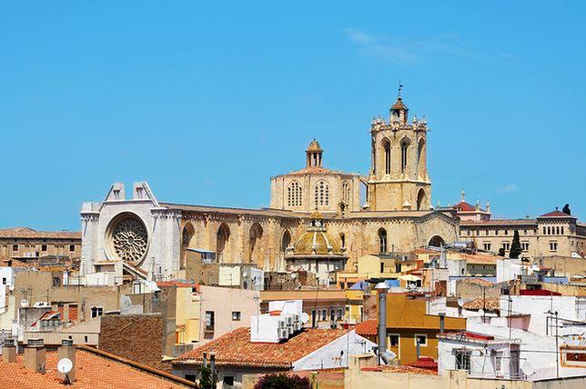 Stare Miasto w Tarragonie, Hiszpania