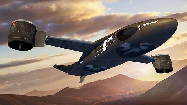 Autonomiczny dron dla DARPA
