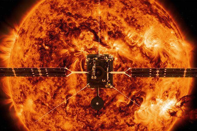 Sonda wejdzie w atmosferę Słońca z ogromną prędkością