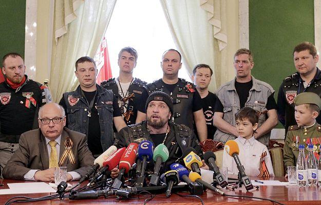 """Rosyjski MSZ chce """"wyczerpujących wyjaśnień"""" w sprawie """"Nocnych Wilków"""""""
