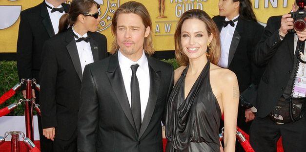 Brad Pitt: Angelina nadal jest złą dziewczyną