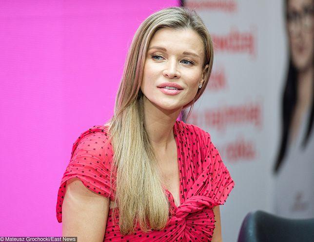 Joanna Krupa oczekuje narodzin dziecka