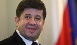 Były szef BOR Marian Janicki liczy, że od listopada będzie radnym powiatu krakowskiego