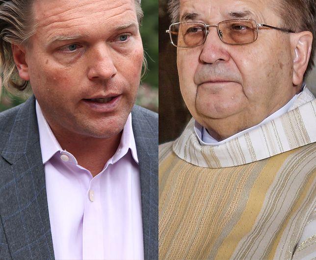 Thomas Lukaszuk dopilnuje, by petycja ws. o. Tadeusza Rydzyka dotarła do papieża